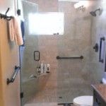 Grab Bars in shower